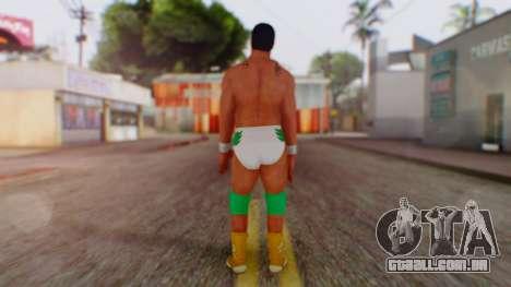 WWE Alberto para GTA San Andreas terceira tela