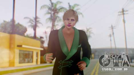 GTA Online Executives and other Criminals Skin 1 para GTA San Andreas