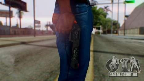 GTA 5 Bodyguard Revolver para GTA San Andreas terceira tela