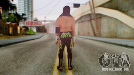 Eddie Guerrero para GTA San Andreas terceira tela