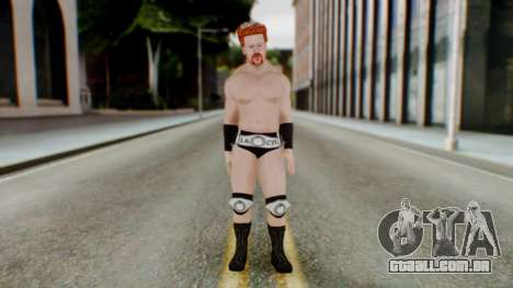 Sheamus 2 para GTA San Andreas segunda tela