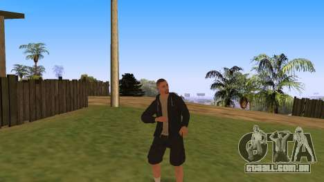 Time Animation para GTA San Andreas segunda tela