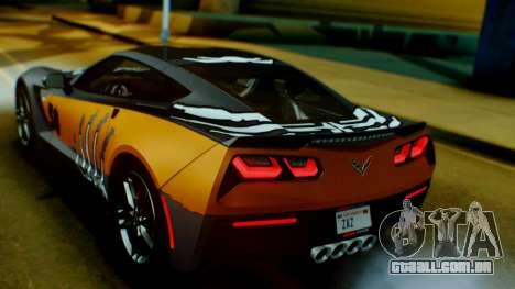 Akatsuki ORB-01 ENBSeries ReShade para GTA San Andreas twelth tela