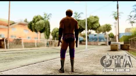 Zack Ryder 1 para GTA San Andreas terceira tela