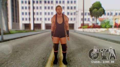 WWE Jack Swagger para GTA San Andreas segunda tela