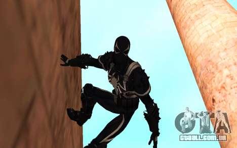 Agente de Veneno por Robinosuke para GTA San Andreas segunda tela