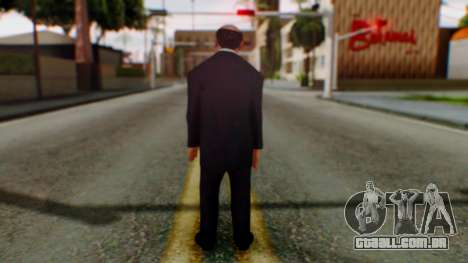 Howard Finkel para GTA San Andreas terceira tela