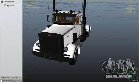 Roda GTA 5 Peterbilt 289