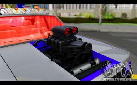 Admiral Crazy Edision Final Version 2016 para GTA San Andreas vista direita