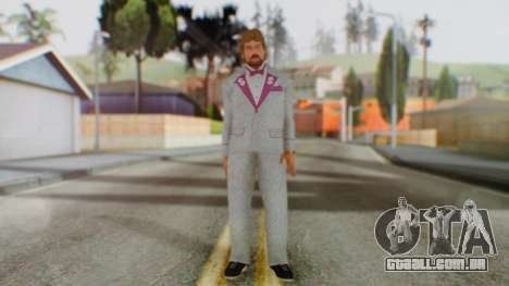Dollar Man 2 para GTA San Andreas segunda tela