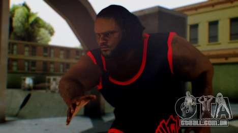Mark He WWE para GTA San Andreas