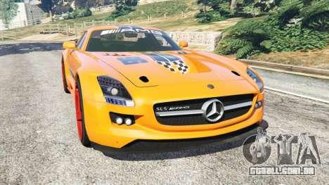 Mercedes-Benz SLS AMG GT3 para GTA 5