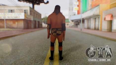 Razor Ramon para GTA San Andreas terceira tela