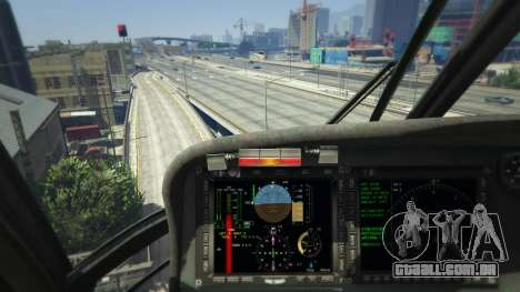 GTA 5 MH-60S Knighthawk quarto screenshot