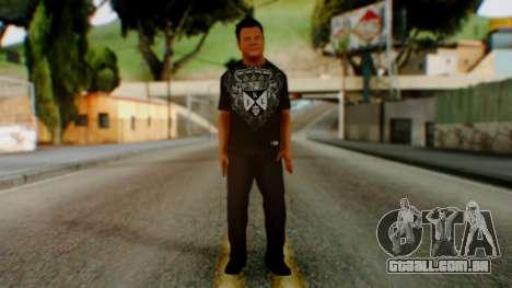 WWE Jerry Lawler para GTA San Andreas segunda tela