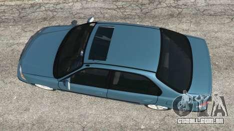 GTA 5 Honda Civic 1997 voltar vista