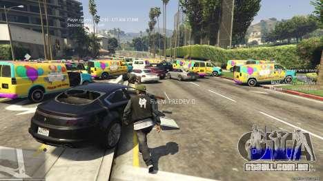 Grand Theft Auto 5 (GTA V): Salvar para GTA 5