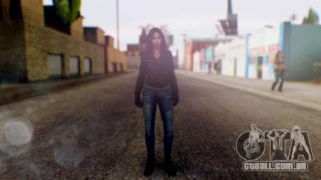 Jessica Jones para GTA San Andreas segunda tela