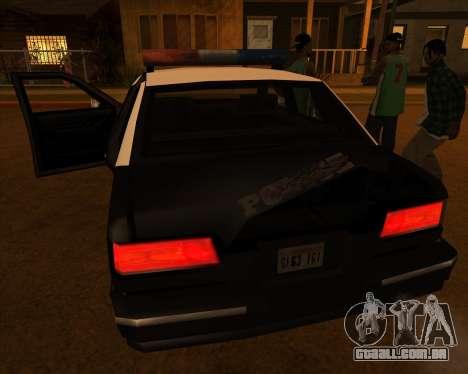 Novo Veículo.txd v2 para GTA San Andreas quinto tela