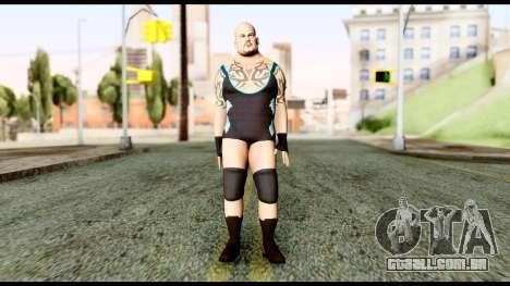 WWE Tensai para GTA San Andreas segunda tela