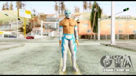WWE Sin Cara para GTA San Andreas segunda tela