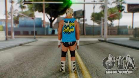 Dolph Ziggler 2 para GTA San Andreas terceira tela