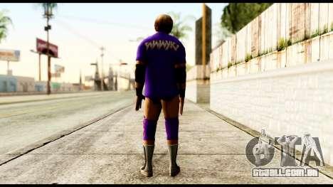 Zack Ryder 2 para GTA San Andreas terceira tela