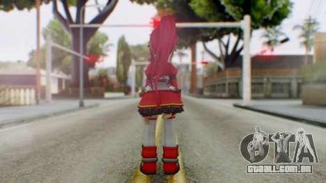 Elsword Online - Elises para GTA San Andreas terceira tela
