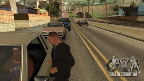 Crush Car para GTA San Andreas segunda tela
