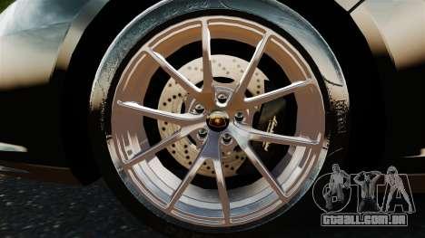 Lamborghini Asterion LP900 para GTA 4 vista direita