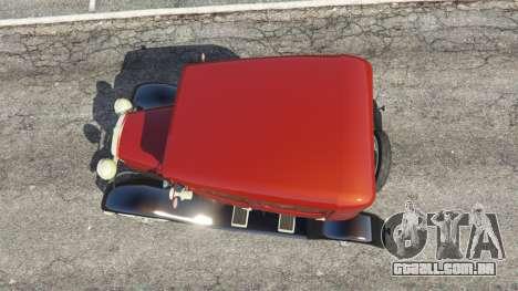 GTA 5 Ford Model A [mafia style] voltar vista