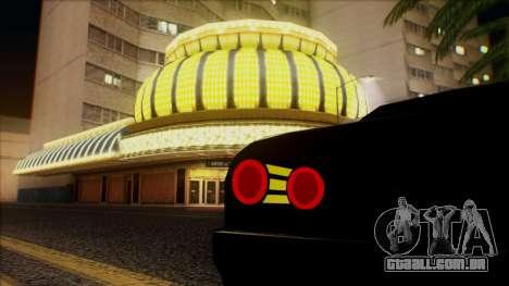 Elegy HellCat para vista lateral GTA San Andreas