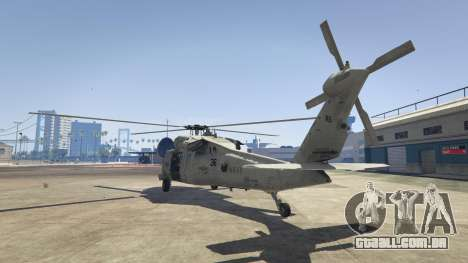 GTA 5 MH-60S Knighthawk terceiro screenshot