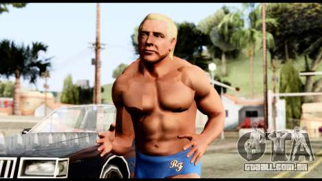 WWE Ric Flair para GTA San Andreas
