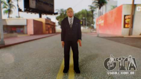 Mr Perfect para GTA San Andreas segunda tela