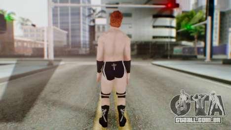 Sheamus 2 para GTA San Andreas terceira tela