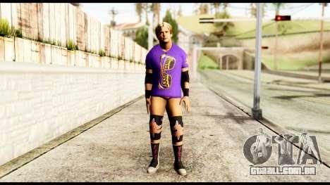 Zack Ryder 2 para GTA San Andreas segunda tela