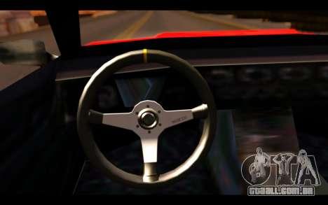 ElegyX para GTA San Andreas vista direita