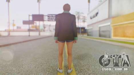 GTA Online Executives and other Criminals Skin 1 para GTA San Andreas terceira tela