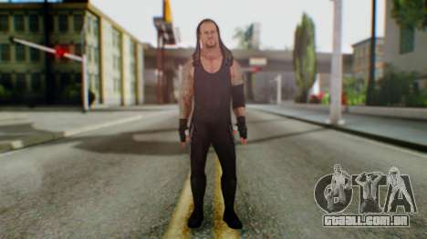 The Undertaker para GTA San Andreas segunda tela