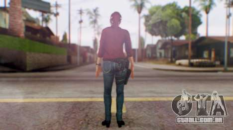 Jessica Jones Friend 1 para GTA San Andreas terceira tela