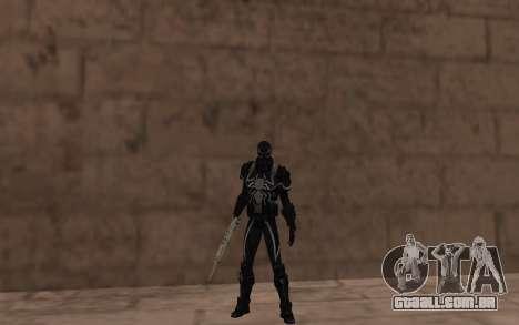 Agente de Veneno por Robinosuke para GTA San Andreas terceira tela