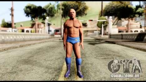 WWE Ric Flair para GTA San Andreas segunda tela