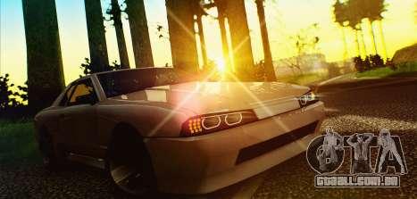 Elegy HellCat para GTA San Andreas