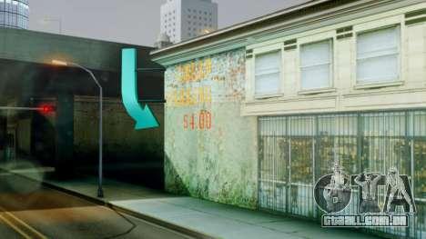 Akatsuki ORB-01 ENBSeries ReShade para GTA San Andreas por diante tela