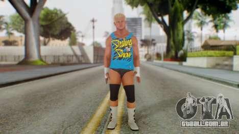 Dolph Ziggler 2 para GTA San Andreas segunda tela