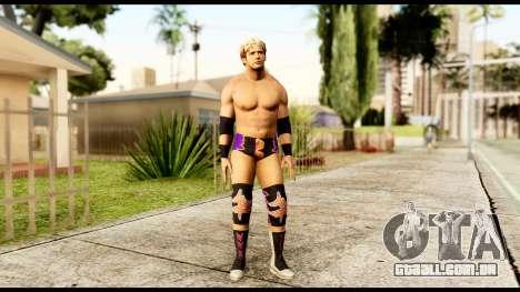 Zack Ryder 1 para GTA San Andreas segunda tela