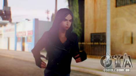 Jessica Jones para GTA San Andreas