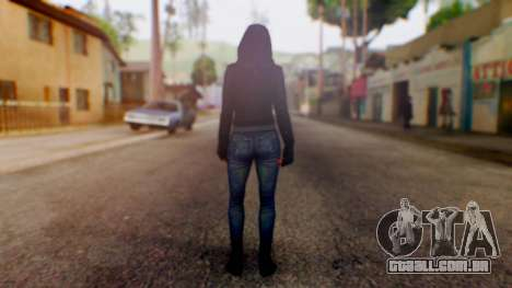 Jessica Jones para GTA San Andreas terceira tela