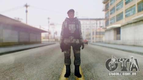 Counter Strike Online 2 Arctic para GTA San Andreas segunda tela